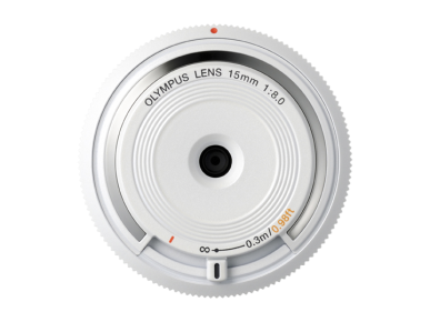 Body Cap Lens 15mm 1:8.0, Olympus, Appareils photo hybrides , PEN & OM-D Accessories