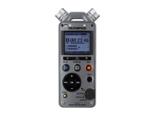 LS‑12, Olympus, Audio Recording